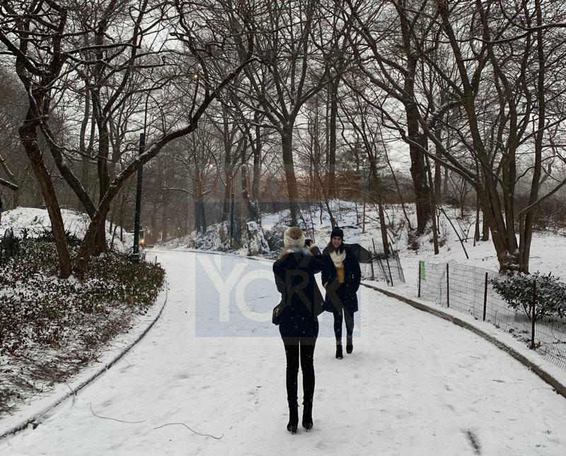 mala para nova york no inverno